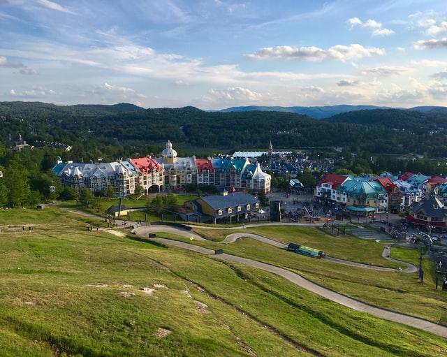 Mejores zonas donde alojarse en Mont-Tremblant, QC - Mont Tremblant Village