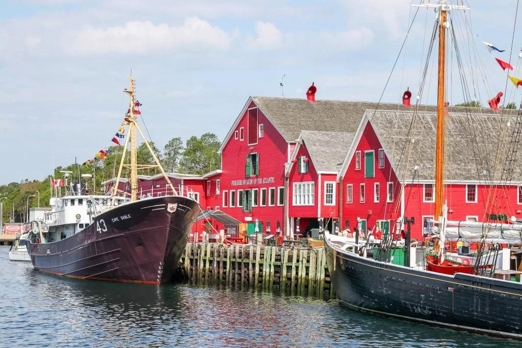The best areas to stay in Lunenburg, NS - Waterfront & Town Centre