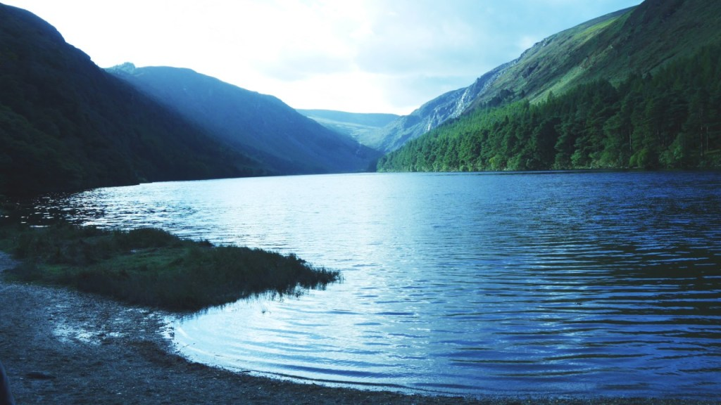 Glendalough is the best area to base yourself to explore the Wicklow Montains' natural beauty