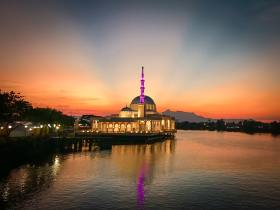 The best areas to stay in Kuching, Malaysia