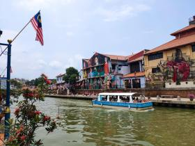 The best areas to stay in Malacca (Melaka), Malaysia
