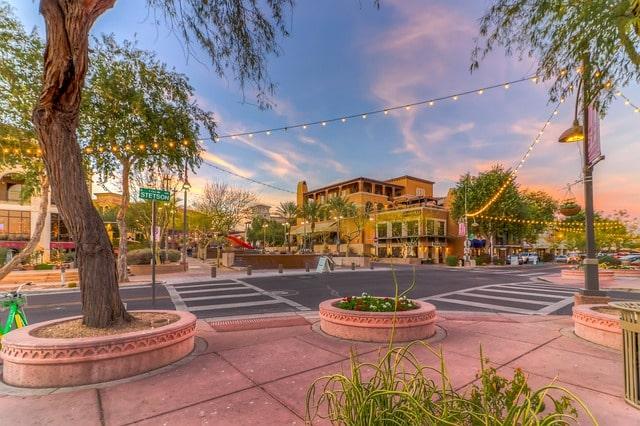 Mejores zonas donde hospedarse Phoenix, AZ - Scottsdale