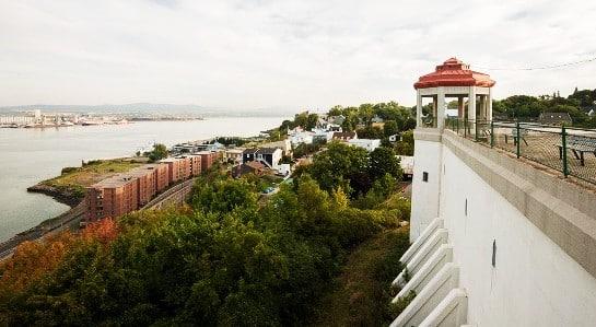 Las mejores ubicaciones en la ciudad de Quebec para turistas - Lévis, QC