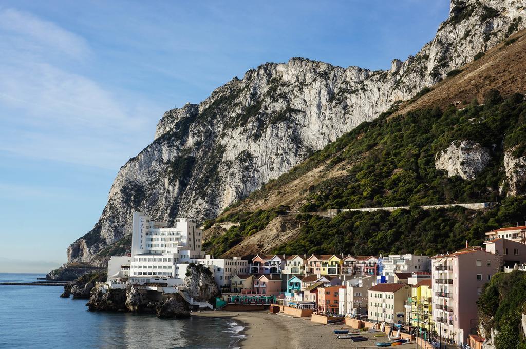 Mejor zona donde alojarse en Gibraltar para ir a la playa - Lado Este