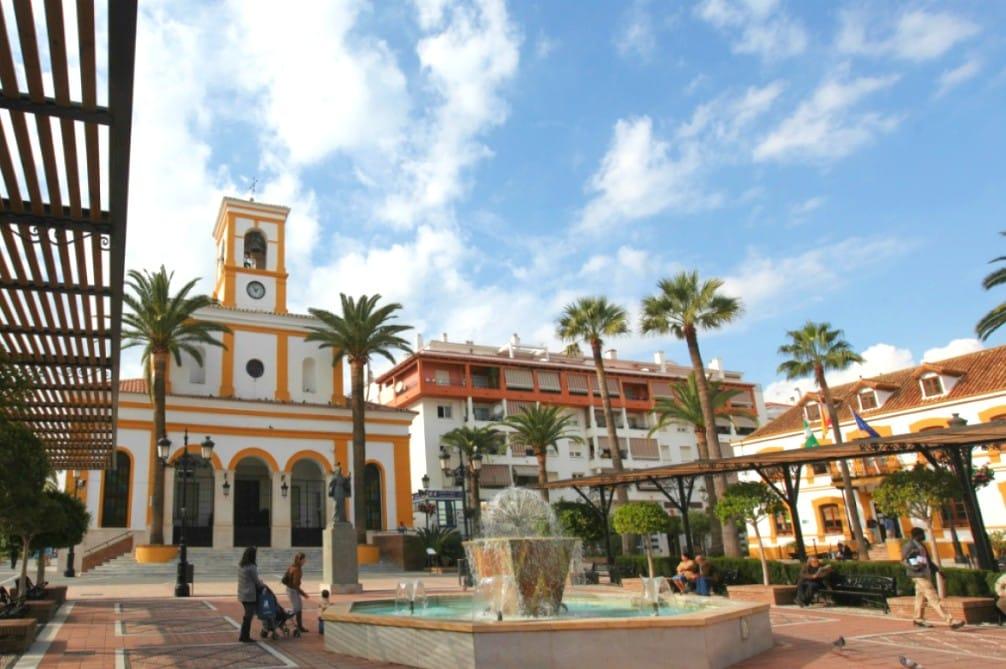 Zona más barata donde alojarse en Marbella: San Pedro Alcántara