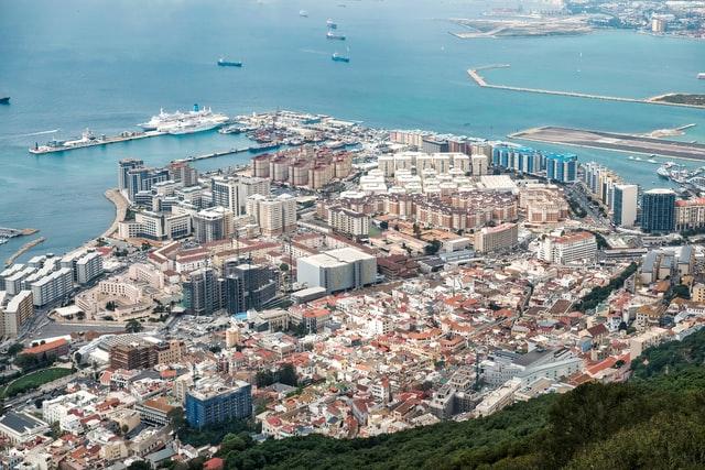 Dónde dormir en Gibraltar - Lado Occidental