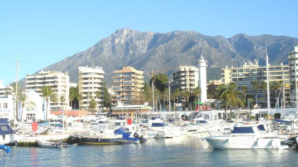 Zona recomendada donde hospedarse en Marbella - Marbella Centro