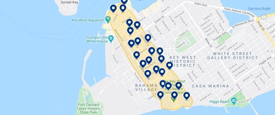 Alojamiento en Duval - Haz clic para ver todo el alojamiento disponible en esta zona