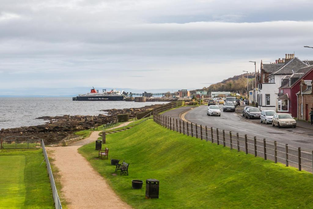 Best areas to stay on the Isle of Arran - Brodick