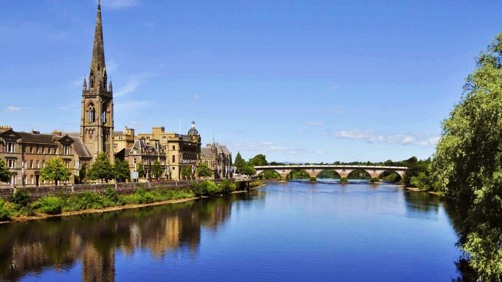 The Best Areas to Stay in Perth, Scotland