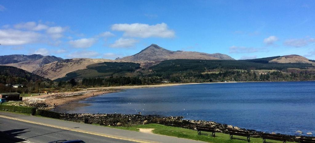 Where to stay in Arran - Brodick