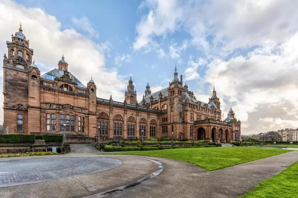 Where to find accommodation in Glasgow - West End
