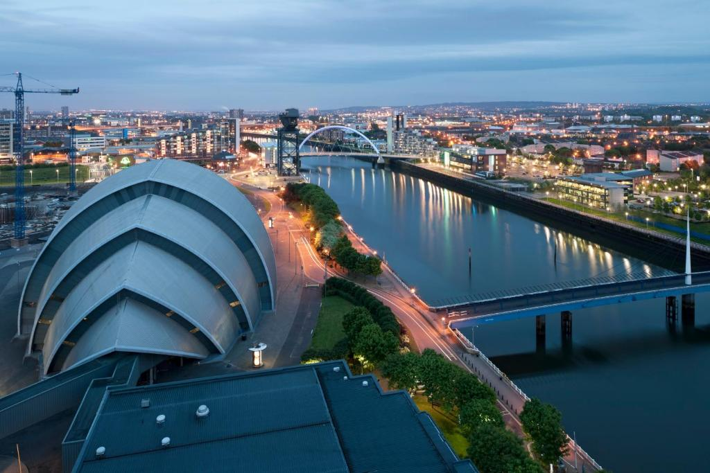 Where to stay in Glasgow for business travellers - SEC Centre area