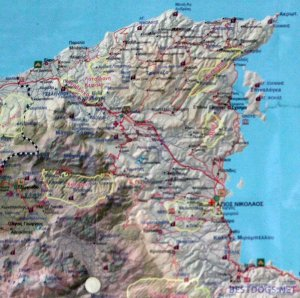 hunting regions Crete