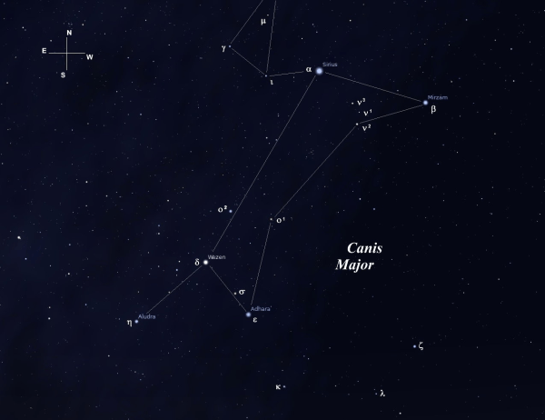 Canis Major StarSplitters