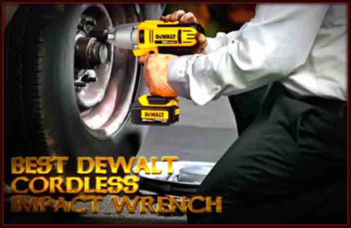 DEWALT IMPACT WRENCH REVIEW