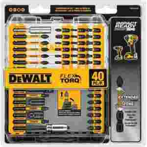 DEWALT Screwdriver Bit Set DWA2T40IR