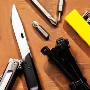 SOG Electrician Knife