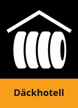 Däckhotell på BestDrive