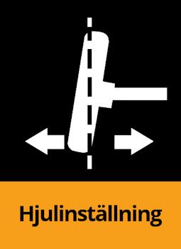 Hjulinställning