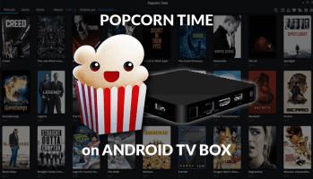 Resultado de imagen para popcorn time android tv