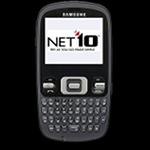 Samsung R355C QWERTY bar phone