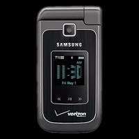 Samsung Alias 2 two-way flip phone