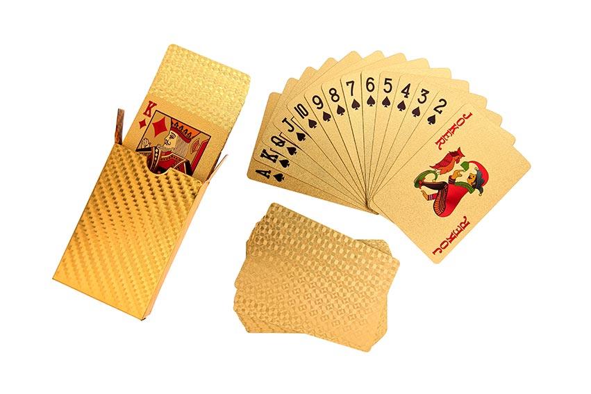 Beste Omas   Goldene Spielkarten