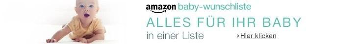 Amazon Baby-Wunschliste