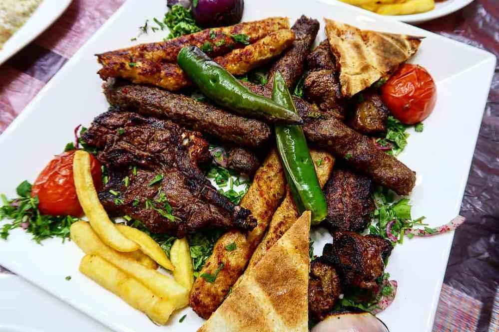 افخم مطاعم المشاوي في مكة