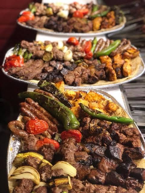 مطعم مشويات قصر الأصيل الرياض