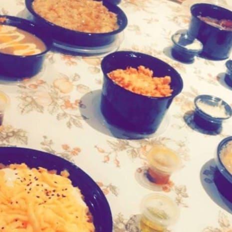 مطاعم فطور مكة راقية