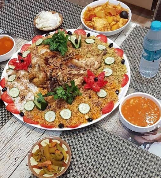مطاعم شعبية في واجهة الرياض