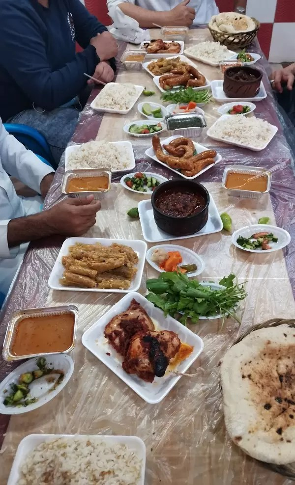 المطعم المصري