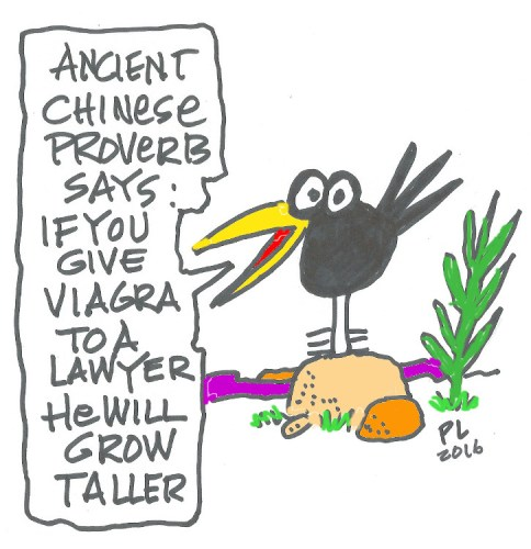 Ancient Chine Proverb