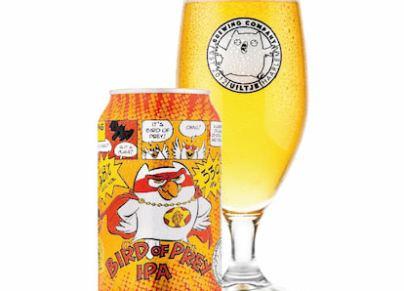 Uiltje Brewing Company Bird of Prey