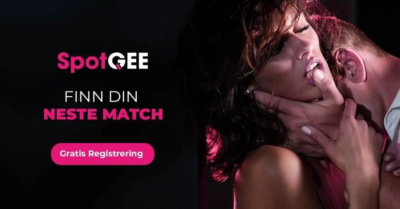 Spotgee - Finn din neste match