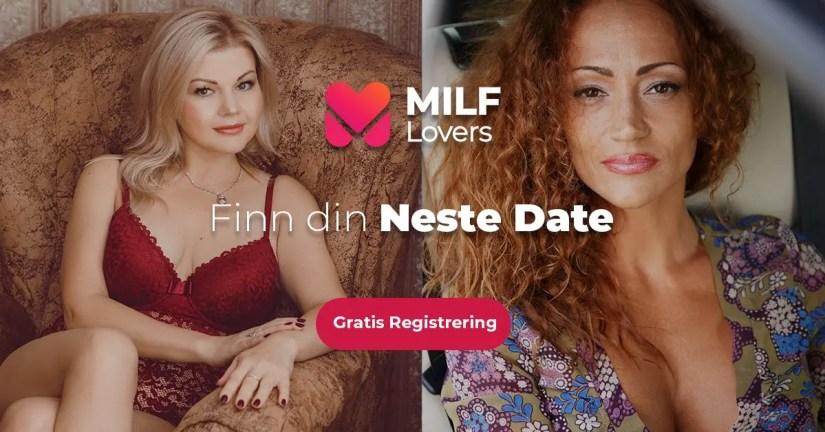 Milf-lovers - finn din neste date - gratis registrering