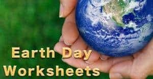 Earth Day Worksheets Best Education