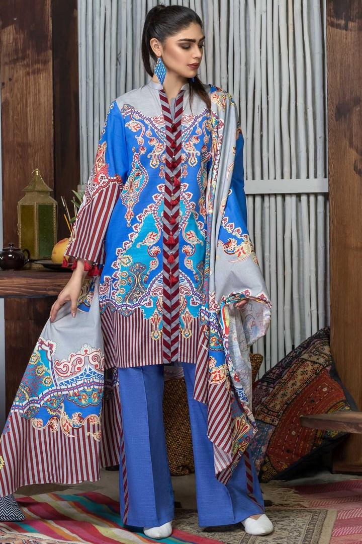 Warda Eid Lawn Collection 2019