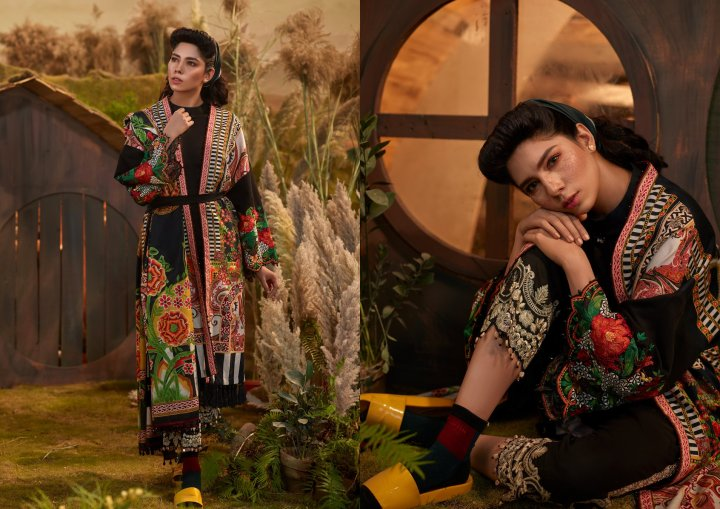 Ethnic By Outfitters Eid Dresses Collection 2019
