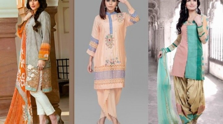 Eid Dresses For Girls 2020