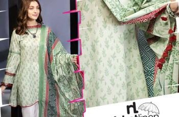 Nishat Linen Eid Collection 2019