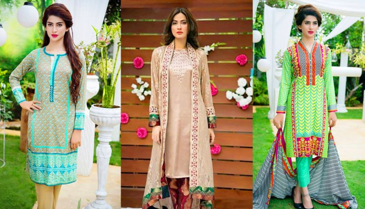 Eid Dresses For Ladies 2020