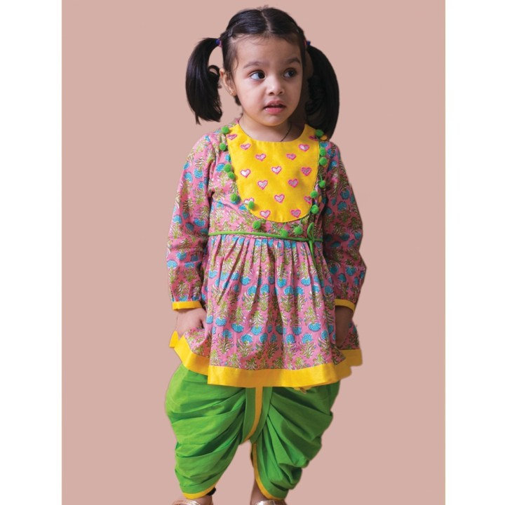 Beautiful Festive Dresses For Toddlers 2019