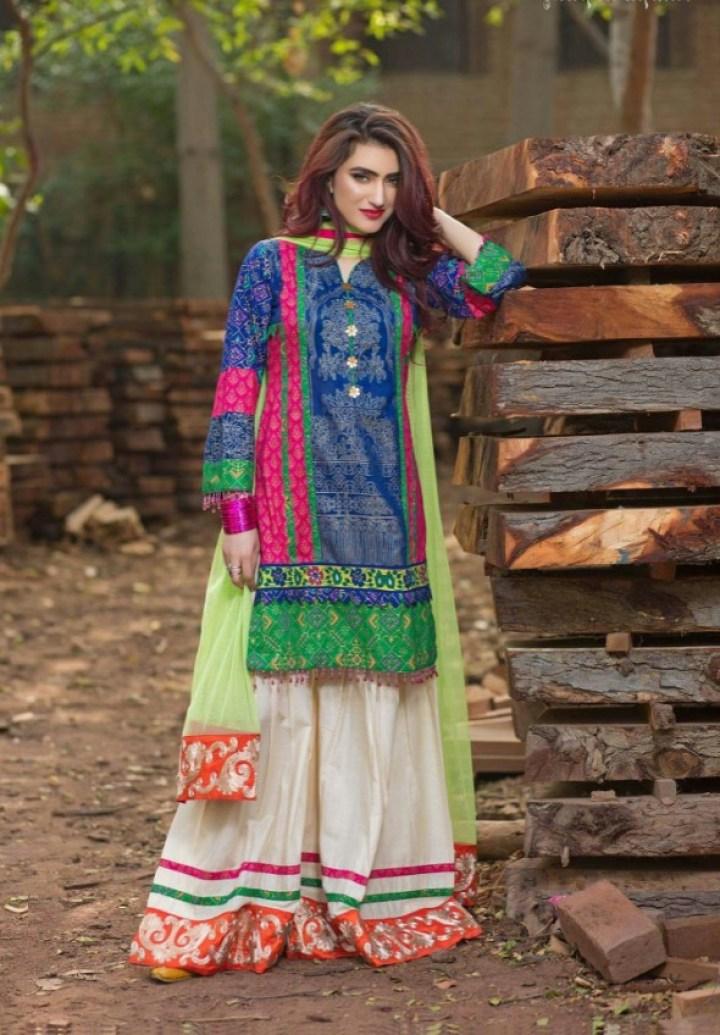 Best Eid Dresses For Girls 2019
