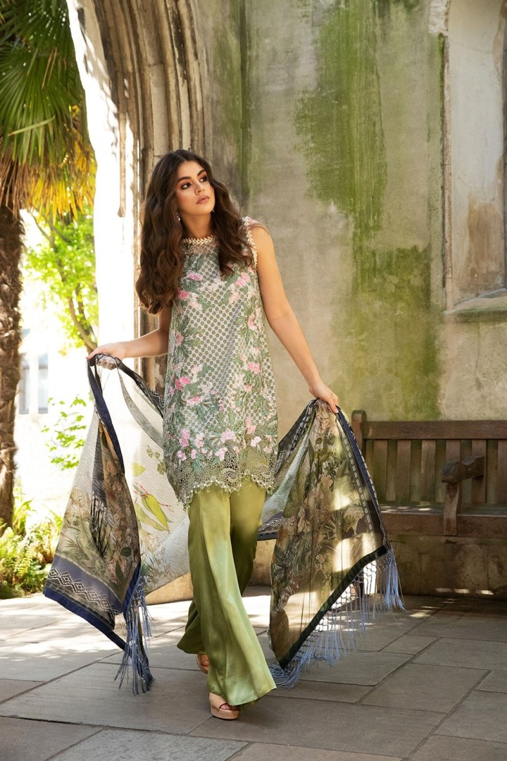 Eid Chiffon Dresses Collection 2019 By Sobia Nazir