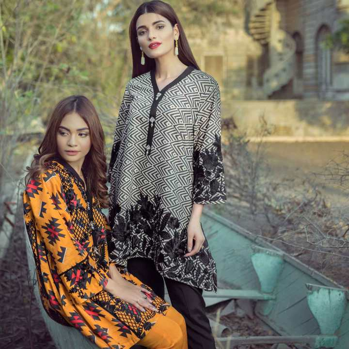 Latest Pakistani Eid Dresses 2020 With Price