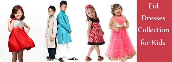 Eid Dresses For Kids 2019