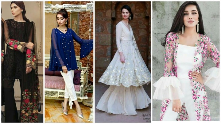 Ladies Eid Dresses 2020